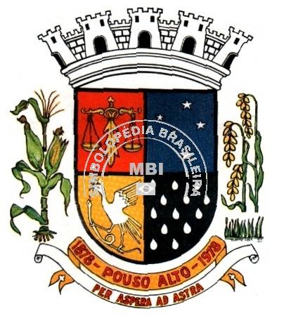 Logo da entidade Prefeitura Municipal de Pouso Alto