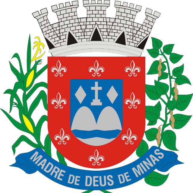 Logo da entidade Câmara Municipal de Madre de Deus de Minas