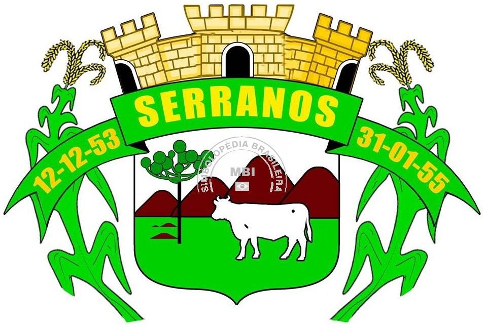 Logo da entidade PREFEITURA MUNICIPAL DE SERRANOS