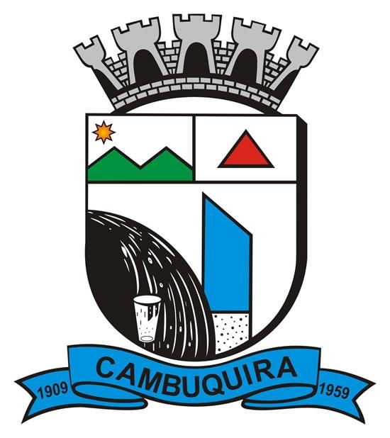 Logo da entidade PREFEITURA DA ESTÃNCIA HIDROMINERAL DE CAMBUQUIRA